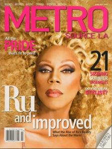 METRO LA Cover Page