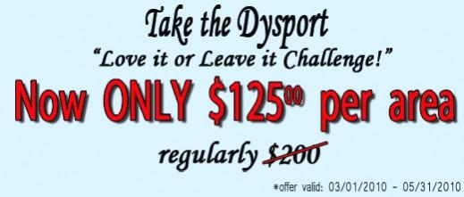 Dysport Price
